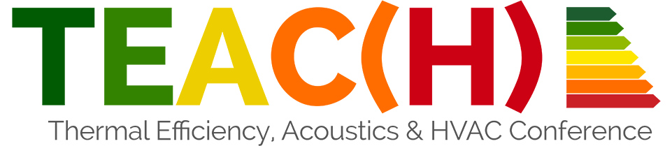 Thermal Efficiency, Acoustics and HVAC Conference Logo
